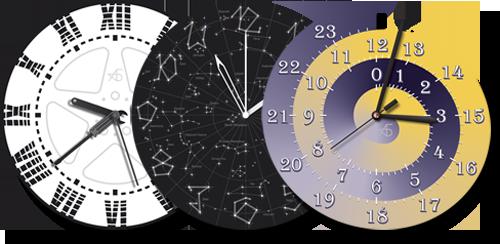 Изготовление настенных часов своими руками циферблат часов